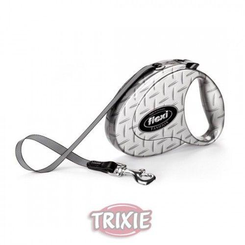 Trixie Flexi fashion medium, hasta 25 kg, relieve