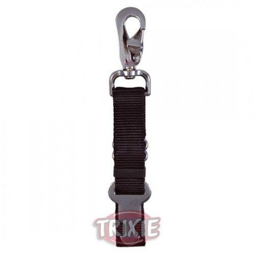 Trixie correa corta cinturón ancla 45-70cm/25mm