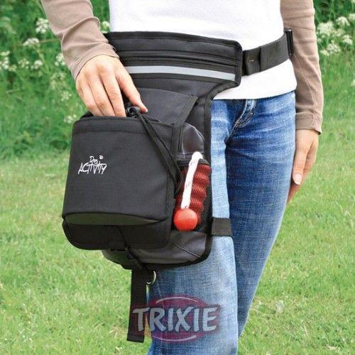 Trixie riñonera doble fijación 57-138 cm nylon